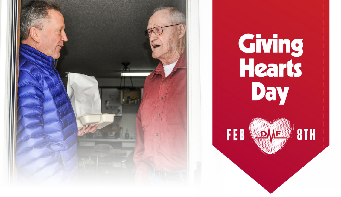 Giving Hearts Day Header Image